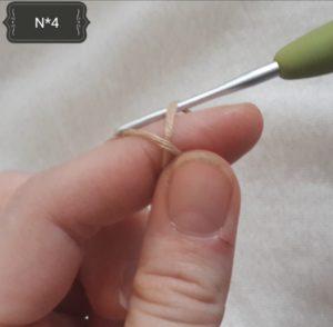 Cercle littlemouse crochet tuto débutant amigurumi