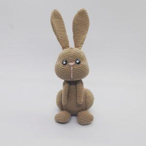Clumzy the bunny